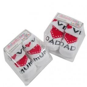 "Soft Touch - чорапки ""love"""